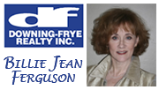 Florida Realtor Billie Jean Ferguson - Downing-Frye Realty, Inc.